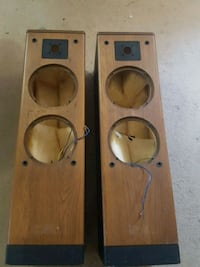 8 inch standing subwoofer system
