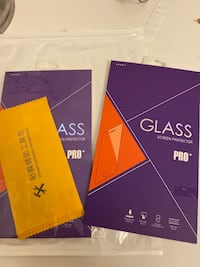 Iphone 11 pro max, iphone xs max glass tempered screen protector  에드먼턴, T6E 0R9