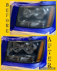 Headlight restore!!
