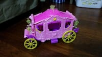 pink and purple plastic toy car West Springfield, 22152