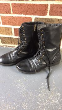 Combat Style Boots SIZE 9 Anniston, 36207