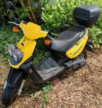 Yamaha Zuma Scooter - Low miles, well-maintained, Seattle