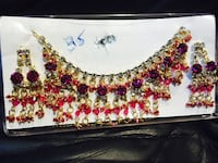 Brand new very beautiful set with earrings  Brampton, L7A