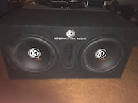 Speaker system for car Pleasant Valley, 12569