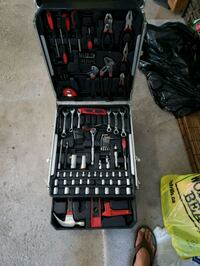 black and red tool set Brampton, L6Y 2P6