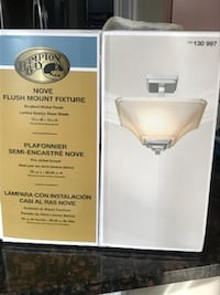 Brand New Light Fixture WALDORF