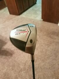 Titleist D2 9.5° driver with custom shaft Cypress, 77429