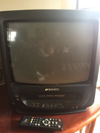 TV with built-in VCR London, N6G 3W6