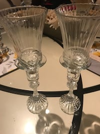 Set of 2 Candle Stick Toppers  817 mi