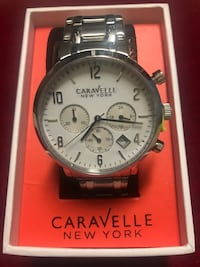 Caravelle by Bulova Men's Watch