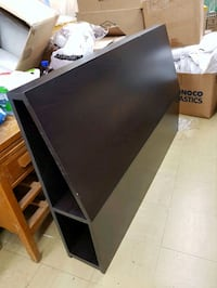 Headboard Ikea Oppdal with storage space on side Toronto, M4K 3V9