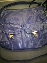 Lilac Leather Coach Mississauga, L5B