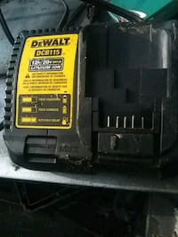 black and yellow DeWalt battery charger San Jose, 95127