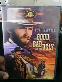 The good the bad and the ugly dvd Herndon, 20171