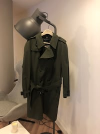 Burberry The Westminster Heritage Trench Coat + Warmer