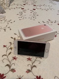 silver iPhone 6 with box Mississauga, L4V 1E2