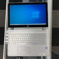 Windows 10 HP Envy 2-in-1 Touchscreen Laptop See Photos For Specs Greenville, 29607