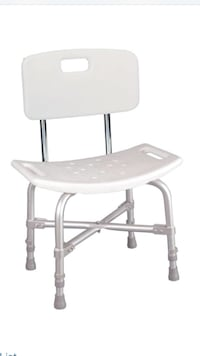Shower Chair With Back Moreno Valley, 92557