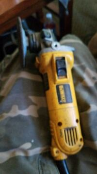 yellow and black DeWalt reciprocating saw Nashville, 37138