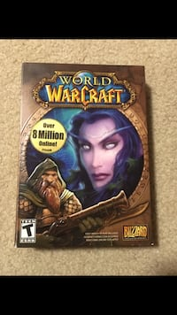 World of Warcraft PC Game for sale Winnipeg, R3T 3H2