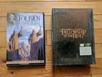 Lord of the Rings DVDs Columbia, 21044
