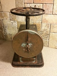 100+ year old kitchen scale  Frederick