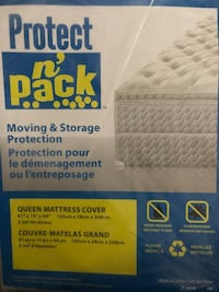Plastic Mattress cover for queen bed