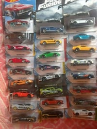 Collection Hot Wheel cars $2 each Lowell, 72745