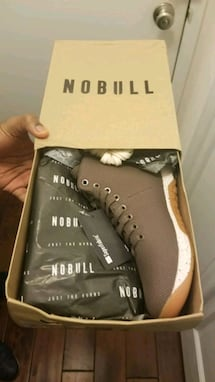 "Brand New ""NO BULL"" Trainers Shoes!! Great bargain/deal"
