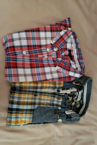 Boys Lee cooper and tommy shirts Mississauga, L5R 1Y7