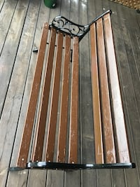 Patio and deck chair  Kitchener, N2E 3B1
