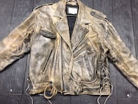 High End Leather Jacket San Diego, 92107