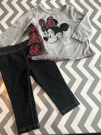 Minnie Mouse 6 month outfit Woodbridge, 22192