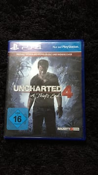 Uncharted 4 ein dieb's end ps4-spieletui