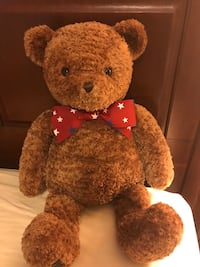 "GUND 1902-2002 Wish Bear 100th Anniversary 26"" Inch Teddy Bear NWT Condition is New Reston, 20191"