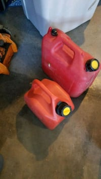 Gas can Jerry can container fuel Nisku, T9E 7V9