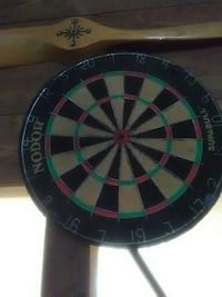 Professional dart board vintage Nodor Fort Worth, 76107