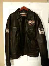 NFR Leather jacket Calgary, T2A 6Z3