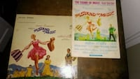 Original SoundofMusic Soundtrack Vinyl&Sheet Music Junction City, 97448