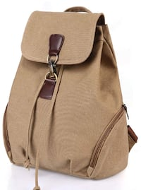 Casual Canvas Backpack Casual Daypack for Women Hamilton, L8W 2M4