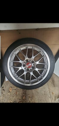 BBS RS GT wheels for sale