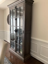 Restoration Hardware French Casement Double Door Cabinet Aldie, 20105