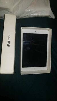 white iPad with box and case District Heights, 20747