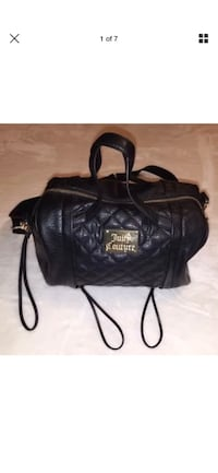 Juicy black quilted purse Paicines, 95043