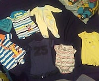 Baby boy summer clothes from toys r us  Perth, K7H 3H9