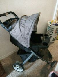 baby's black and gray stroller Winter Springs, 32708