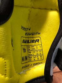 Youth Bauer supreme 170 elbow pads  Binghamton, 13903
