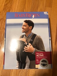 Baby Carrier by Babybjorn.  Germantown, 20874