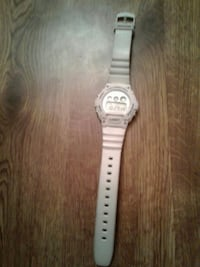 round white digital watch Flint, 48504