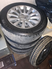 Chrysler tires and rims  Temple Hills, 20748